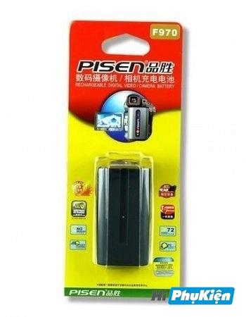 Pin Pisen NP-F970