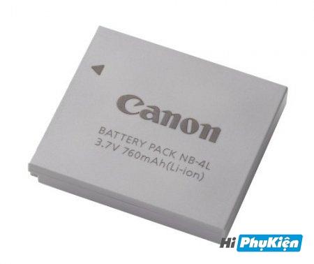 Pin Canon NB-4L