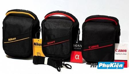 Túi đựng máy ảnh mirroless Canon Sony, Nikon