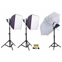Bộ thiết bị phòng chụp Kits F200-2