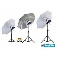 Bộ thiết bị phòng chụp studio Kits F200-4