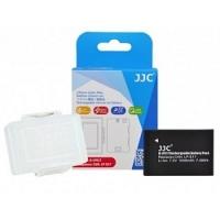 Combo Pin và Sạc JJC for Canon LP-E17
