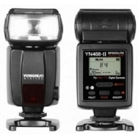 Đèn Flash YongNuo YN-468 II E-TTL For Canon Nikon