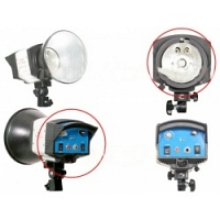 Đèn flash studio K150