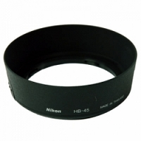 Hood Nikon HB-45 for 18-55mm f/3.5-5.6