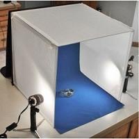 Hộp chụp sản phẩm size 60x60 cm (có đèn)