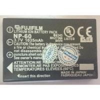 Pin Fujifilm NP-60