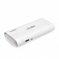 Pisen Power Station LED Portable TS-D187 10.000mAh