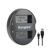 Sạc đôi KingMa cho pin Fujifilm NP-W126