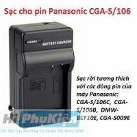Sạc Panasonic BCF10E for