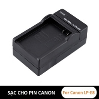 Sạc Canon LP-E8 for