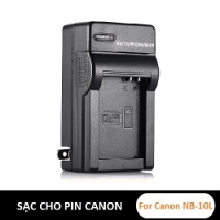 Sạc Canon NB-10L for