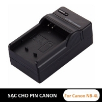 Sạc Canon NB-4L for