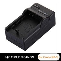 Sạc Canon NB-5L for