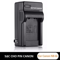 Sạc Canon NB-6L for