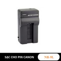 Sạc Canon NB-9L for