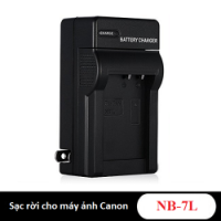 Sạc Canon NB-7L for