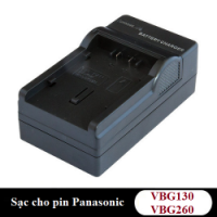 Sạc Panasonic VBG130 for