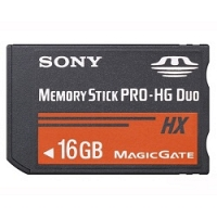 Sony Memory Stick HX-16GB