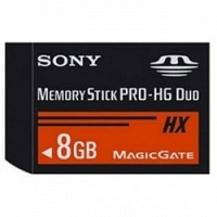 Sony Memory Stick HX-8GB