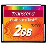 Thẻ nhớ CF Transcend 133X - 2GB