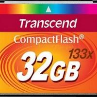 Thẻ nhớ CF Transcend 133X - 32GB