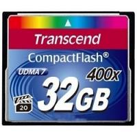 Thẻ nhớ CF Transcend Premium 400X 32GB