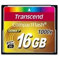 Thẻ nhớ CF Transcend Ultimate 1000X - 16GB