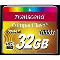 Thẻ nhớ CF Transcend Ultimate 1000X - 32GB
