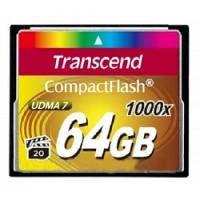 Thẻ nhớ CF Transcend Ultimate 1000X - 64GB