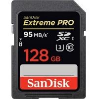 Thẻ nhớ SDXC Sandisk Class 10 Extreme Pro 633X 128GB