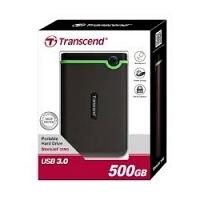 Ổ cứng gắn ngoài Transcend StoreJet 25M3 500GB