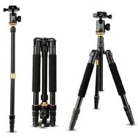 Chân máy ảnh Beike Q-999S (Tháo rời 1 chân thành Monopod)