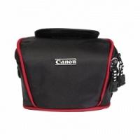 Túi đựng máy ảnh Canon GX viền đỏ