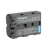 Pin Kingma for Sony NP-FM500H