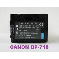 Pin Canon BP-718