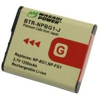 Pin Wasabi for Sony NP-BG1 NP-FG1