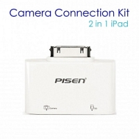 Camera Connection Kit For iPad (2 in 1)