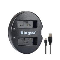 Sạc đôi KingMa cho pin Olympus BLS1 BLS5