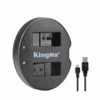 Sạc đôi KingMa cho pin Nikon EN-EL20