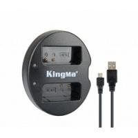 Sạc đôi Kingma cho pin Olympus PS-BLN1