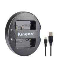 Sạc đôi KingMa cho pin Pentax D-Li109