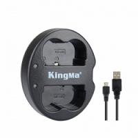Sạc đôi KingMa cho pin Canon BP-511A