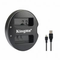 Sạc đôi KingMa cho pin Canon LP-E10