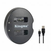 Sạc đôi KingMa cho pin Canon NB-13L