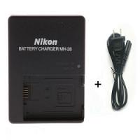 Sạc Nikon MH-28 cho pin Nikon EN-EL21