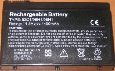 Pin Laptop Acer 63D1