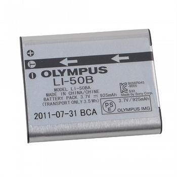 Pin Olympus Li-50B