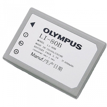 Pin Olympus Li-80B