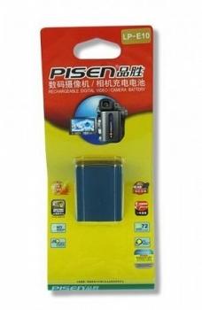 Pin Pisen LP-E10 - Pin Máy Ảnh Canon